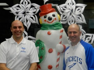 Bay Rocket Athletic Boosters President Steve Kowalski and SNOBALL RUN Chair Tim Brajdic announce the 5K Race/Walk and 1-Mile Fun Run that will take place Saturday, February 23rd with a start and finish at Bay High School. Online registration is now open at www.hermescleveland.com.