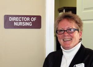 Kathy Thome, Life Care Center Westlake Nursing Director
