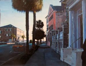 Madeline Lee's Award Winning Painting