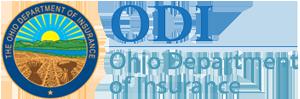 Ohio Dept, of Insurance logo