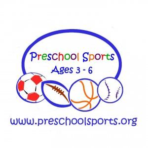 preschool sports logo