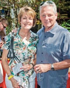 Rosanne and Bill Sillasen.