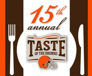 taste of the browns