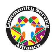 Community Service Alliance logo