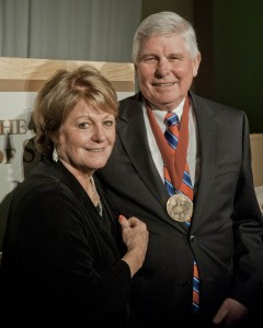Kate Myers and James H. Myers, M.D.