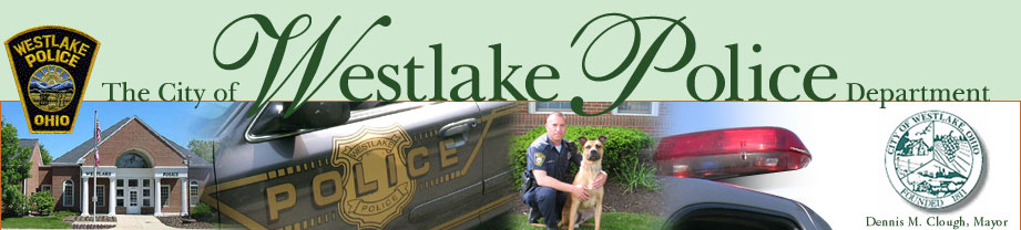 Westlake Police logo