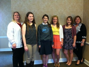 Nursing Scholarship photo 2014