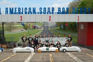 WHS Gravity Racing Team