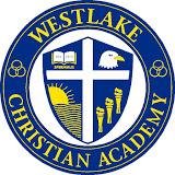 Westlake christian academylogo BLUE_WHITE_YELLOW