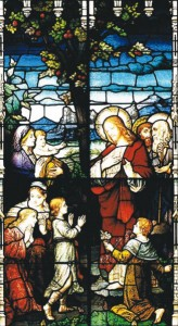 Figure 2—Jesus and the Children
