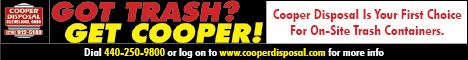 Cooper Disposal Web Ad
