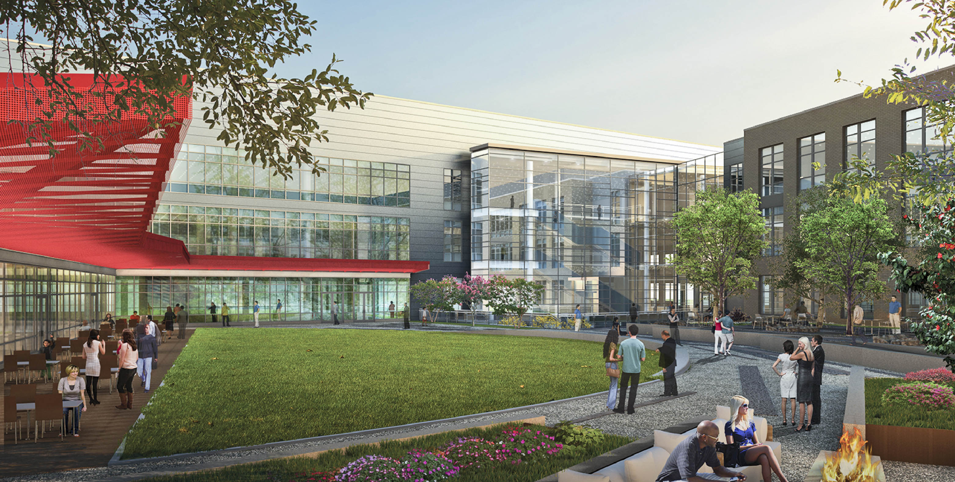 American greetings breaks ground in westlake the villager new tenants are expected to begin occupancy of the american greetingscrocker park phase 3 expansion by summer 2016 renderings show what the finished m4hsunfo