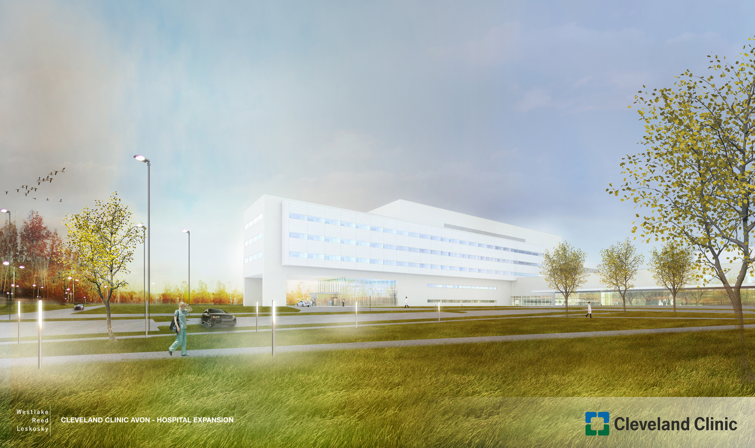 "Cleveland Clinic Breaks Ground on Avon ""Hospital of the"