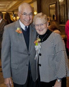 2009 Art of Caring Award recipients, Harry and Sharon Zilli.