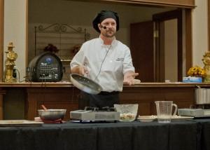 Normandy Senior Living Executive Chef Matt Orear