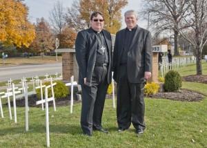 Rev. Dr. David Buegler and Rev. Ronald L. Young