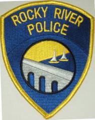 rocky river police