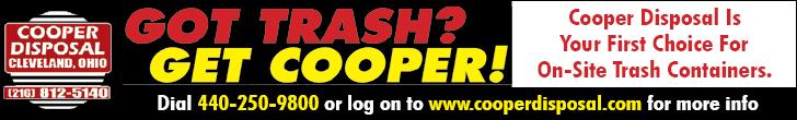 Cooper Disposal Web Ad