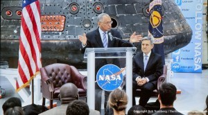 "NASA Administrator Charles Bolden called out Glenn Research Center by name in his State of NASA address Monday, saying, ""I want every single American to feel the pride that you and I feel when we talk about the work we do day in and day out."""