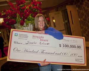Congratulations to Jennifer Erhardt the $100,000 Grand Prize Winner!