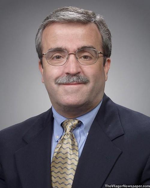 Former Cuyahoga County Treasurer Jim Rokakis, Vice President Western Reserve Land Conservancy