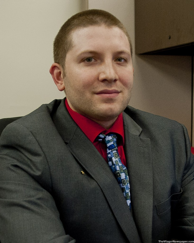 Matt Kuzma, personal banker at the Bay Village KeyBank Branch