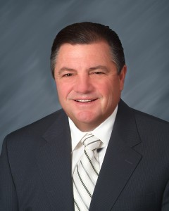 Edwin M. Oley, President and CEO of Mercy