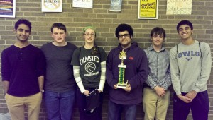 Westlake High School Academic Challenge Team