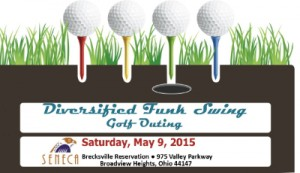 diversified funk golf outing