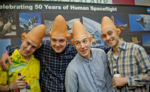 Four Cone-heads are better than none!