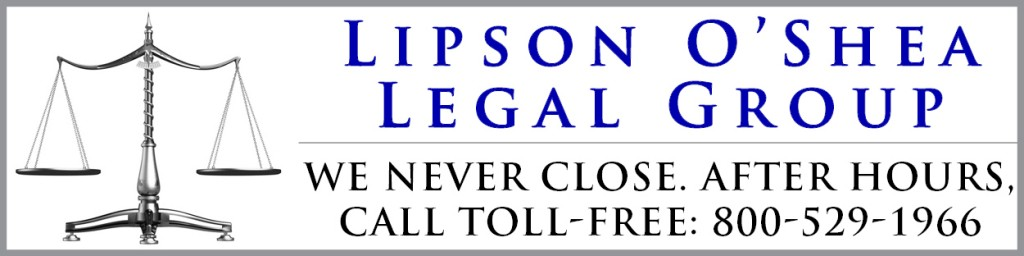 Lipson O'Shea Legal_WebAd
