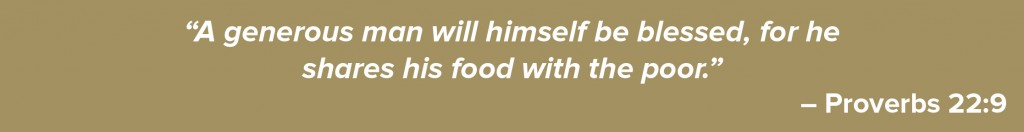 CWF - Hunger Programs_Quote