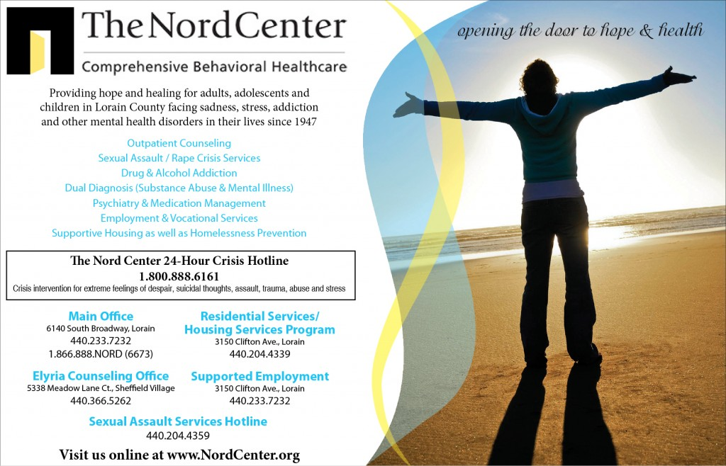 Nord Center Half Ad