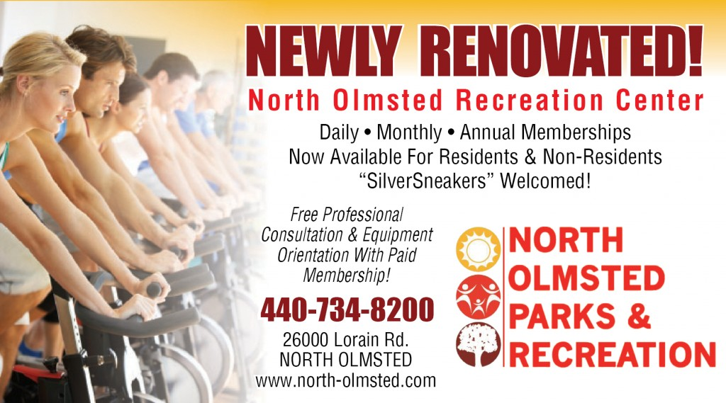 8-6-15 North Olmsted Rec Center AD