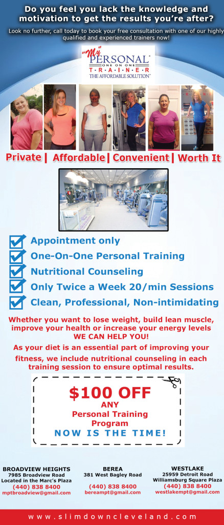 9-17-15 My Personal Trainer Ad