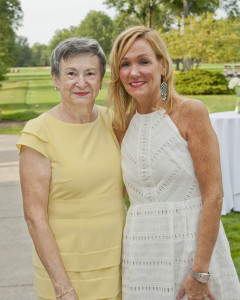 Mother/daughter duo, Katie Reidy and Debbie Norton, co-chairs of the Annual Gift of Life celebration.