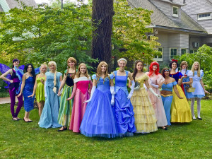 The Fairytale Foundation Princesses will be stopping by this year's homecoming pancake breakfast on Sunday, October 4 sponsored by the Bay Village Kiwanis Club and the Bay High Key Club.