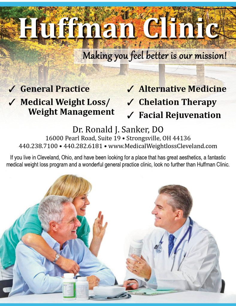 Huffman Clinic Ad