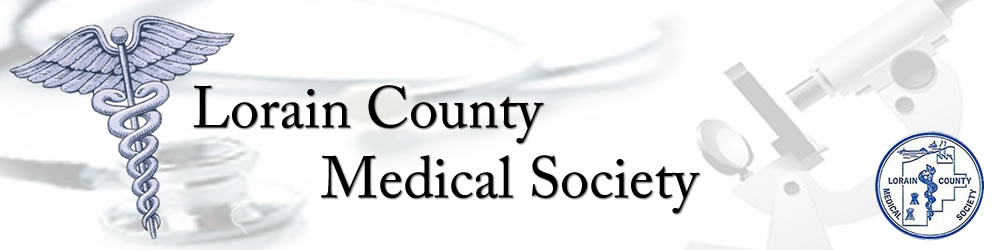 Lorain County Medical Society Header