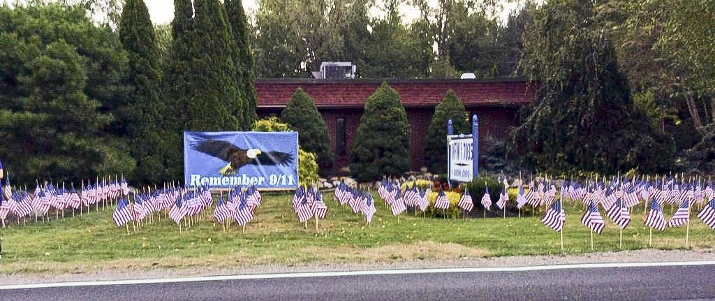 VFW 911 Memorial 2015-2
