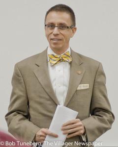 State Representative, Mike Dovilla