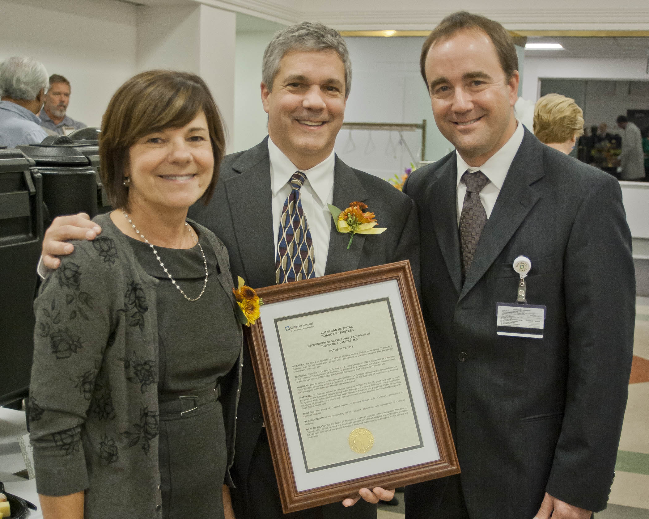 Celebrating the Life and Legacy of Dr  Ted Castele - The