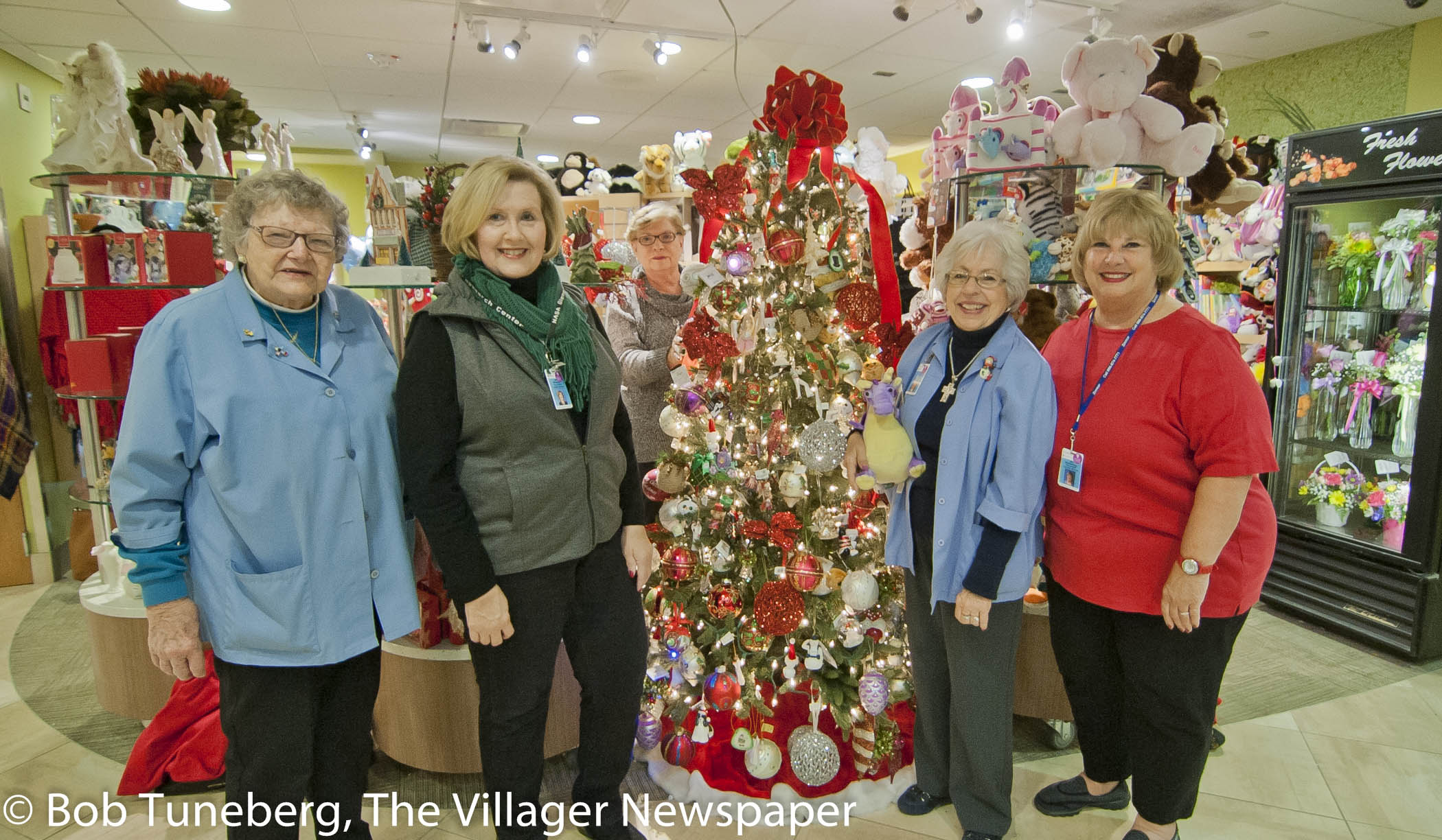 The SJMC Gift Shop is Perfect for Christmas | The Villager Newspaper ...