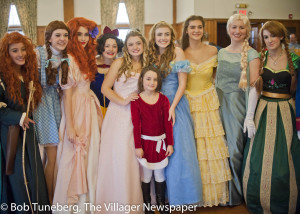 Bay High's Fairytale Foundation brings characters to life in the service of local charities. Visit them at Thefairytalefoundationcle.org