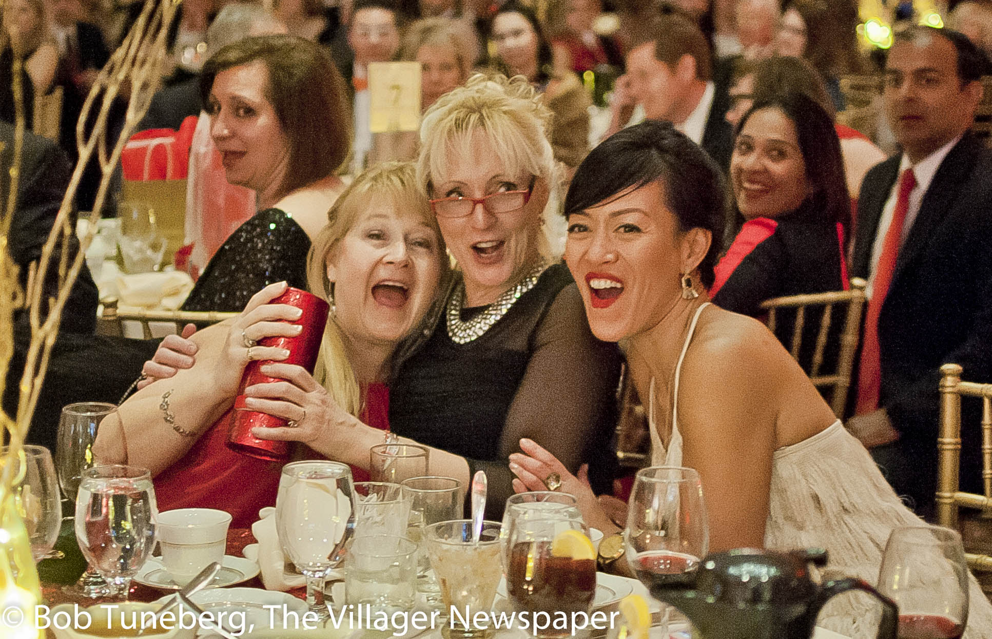 12th Annual Straight from the Heart Gala - The Villager