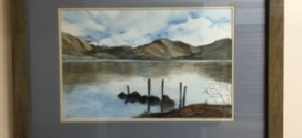 Woodward Watercolors on Display at O'Neill Healthcare Bay Village
