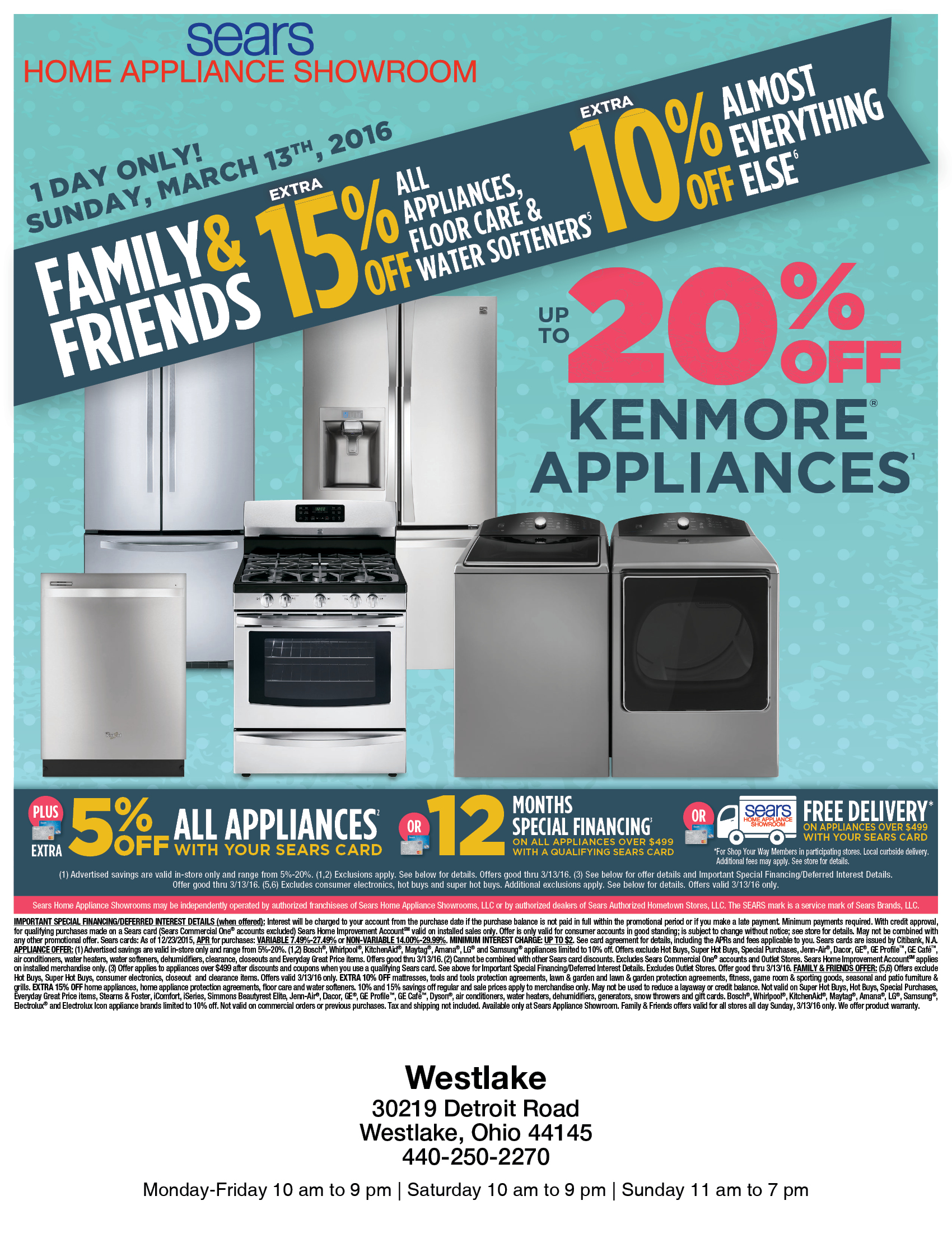 3916-SearsHomeAppliance-Ad | The Villager Newspaper Online