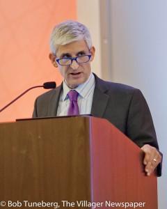 Daniel Simon, MD, President, UH Case Medical Center and President, UH Harrington Heart & Vascular Institute.