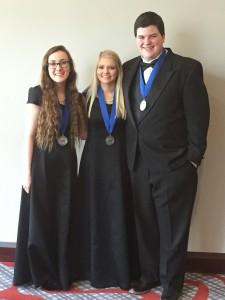 Avon Lake All-State Choir Pic