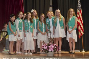 'On My Honor:' Celebrating Girl Scout Achievement Awards